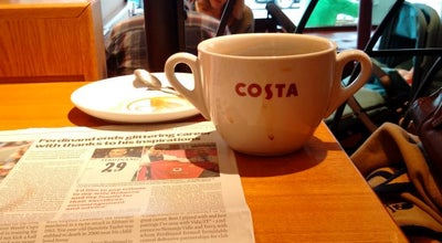 Photo of Coffee Shop Costa Coffee at 37 Broadway, Essex SS9 1PA, United Kingdom