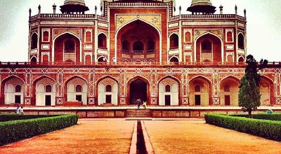Photo of Monument / Landmark Humayun's Tomb | हुमायूँ का मकबरा at Bharat Scouts And Guides Marg, New Delhi, India