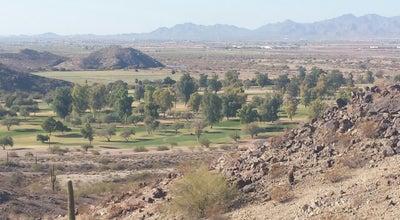 Photo of Trail Estrella Mountain Regional Park at 14805 W Vineyard, Goodyear, AZ 85338, United States