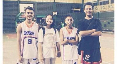 Photo of Basketball Court GOR Sahabat at Jl. Ngurah Rai, Indonesia