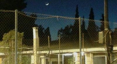 Photo of Tennis Court Tennis Club Ag. Paraskevi at Δαβαρη 2, Αγία Παρασκευή, Greece