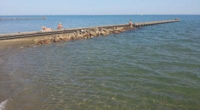 Photo of Beach Spiaggia di Lido Altanea at Italy