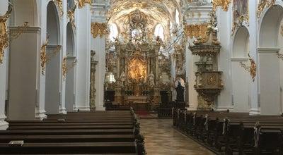 Photo of Church Basilika Unserer Lieben Frau zur Alten Kapelle at Kapellengasse, Regensburg 93047, Germany