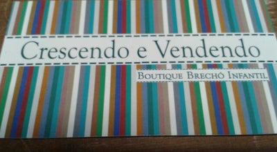 Photo of Thrift / Vintage Store Crescendo e Vendendo at Pe. Germano Mayer, Curitiba, Brazil