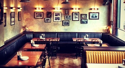 Photo of Indian Restaurant Dishoom at 7 Boundary St, Shoreditch E2 7JE, United Kingdom