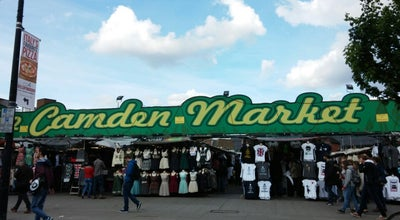 Photo of Market Camden Market at 343 Camden Rd, London N1 4WR, United Kingdom