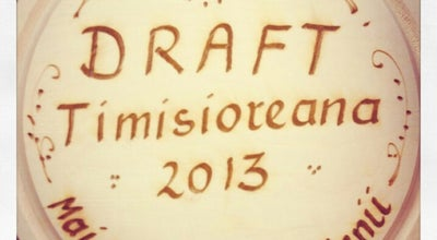 Photo of Pub Draft Timișoreana at Bd. Mircea Cel Bătrân, 9b, Chişinău 2244, Moldova