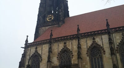Photo of Church Dominikanerkirche at Julius-voos-gasse, Münster, Germany