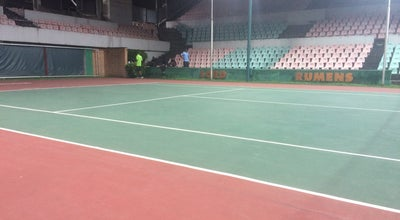 Photo of Tennis Court Lagos Lawn tennis club at Nigeria