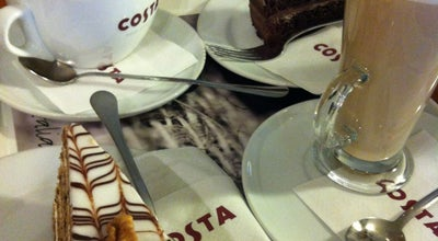 Photo of Coffee Shop Costa Coffee at Andrássy Út 2., Budapest 1061, Hungary