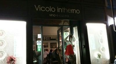 Photo of Italian Restaurant Vicolo Intherno at Via Della Canonica, 20, La Spezia 19121, Italy