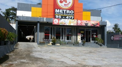 Photo of Fried Chicken Joint Metro Fried Chicken at Jalan Jendral Sudirman, Sungailiat, Indonesia