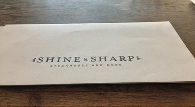 Photo of Steakhouse Shine & Sharp at Yigal Alon 65, Tel Aviv, Israel