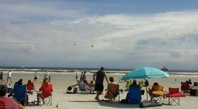 Photo of Beach Jax Beach & 6th Ave N at Jacksonville Beach, FL 32250, United States