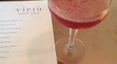 Photo of New American Restaurant Virtù at 3701 N Marshall Way, Scottsdale, AZ 85251, United States