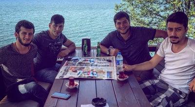 Photo of Cafe Kordon at Akçakoca, Turkey
