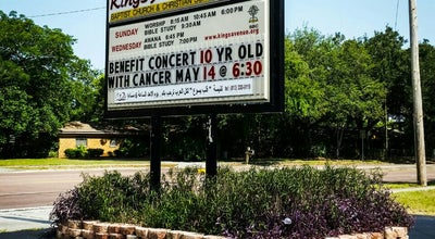Photo of Church Kings Avenue Baptist Church at 2602 S Kings Ave, Brandon, FL 33511, United States