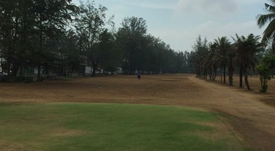 Photo of Golf Course Songkhla Golf Course at Thailand