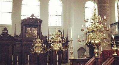 Photo of Synagogue Portugese Synagoge at Mr. Visserplein 3, Amsterdam, Netherlands