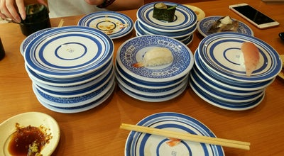 Photo of Sushi Restaurant 無添くら寿司 イオンモール沖縄ライカム店 at アワセ土地区画整理事業区域内4街区, 中頭郡北中城村, Japan