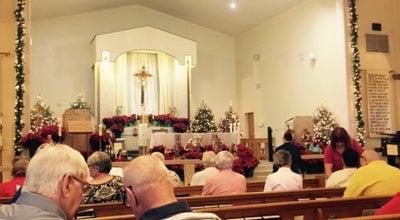 Photo of Church St. Helen Catholic Church at 2085 Tallahassee Ave, Vero Beach, FL 32960, United States
