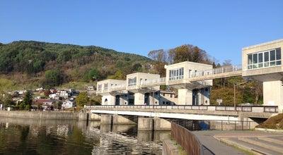 Photo of Lake 釜口水門 at 湊1-9-5, 岡谷市, Japan