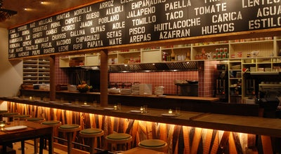 Photo of Latin American Restaurant Macondo at 157 E Houston St, New York, NY 10002, United States