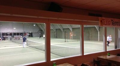 Photo of Tennis Court Tulip Tennisvereniging at Sportpark Berestein, Hilversum 1216 BZ, Netherlands