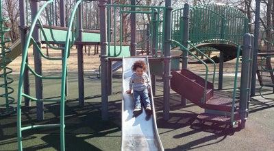 Photo of Playground Tulsa Plaza Tract Park at 1350-1688 S 145th E Ave, Tulsa, OK 74108, United States