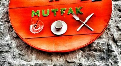 Photo of Cafe Mahalle Mutfak & Bistro at Kiçiköy Mah. Sait Paşa Cad. No:83, Talas, Turkey