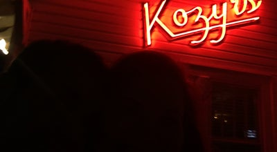 Photo of American Restaurant Kozy's at 3510 Loop Rd, Tuscaloosa, AL 35404, United States