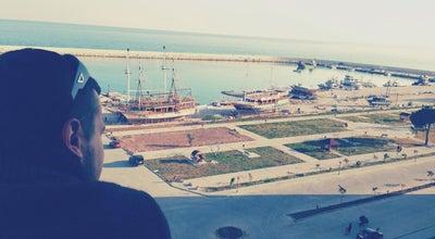 Photo of Beach Erdemli Marina Plajı at Turkey