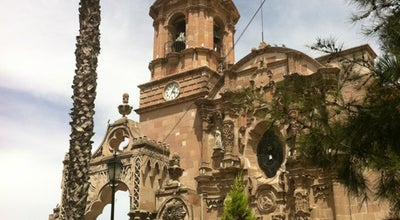 Photo of Church Templo Nuestro Señor del Encino at Jardín Del Encino, Aguascalientes, Mexico