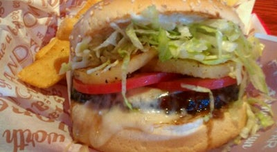 Photo of Burger Joint Red Robin Gourmet Burgers at 15560 Cedar Ave, Saint Paul, MN 55124, United States