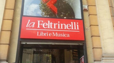 Photo of Bookstore La Feltrinelli Libri e Musica at Viale Giulio Cesare, 88, Roma 00192, Italy