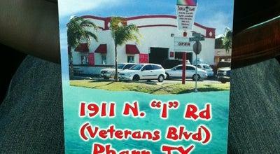 Photo of Dessert Shop Tropical Island Raspa Stand at 1911 N Veterans Blvd, Pharr, TX 78577, United States