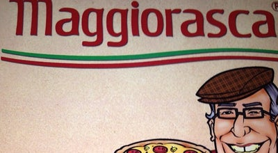 Photo of Pizza Place Maggiorasca Pizzaria at Av. Litorânea, 11, São Luís, Brazil