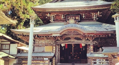 Photo of Temple 北向観音 at 別所温泉1666, 上田市, Japan