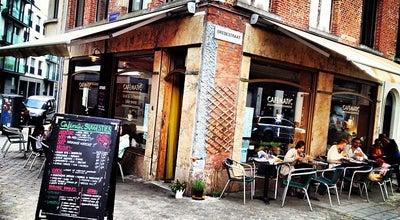 Photo of Coffee Shop Cafématic at Vleminckveld 4, Antwerpen 2000, Belgium