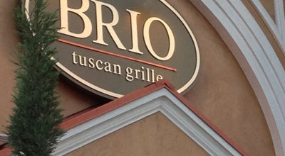 Photo of Italian Restaurant Brio Tuscan Grille at 4200 Conroy Rd, Orlando, FL 32839, United States
