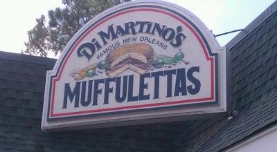 Photo of Italian Restaurant DiMartino's Muffulettas at 1788 Carol Sue Ave, Terrytown, LA 70056, United States