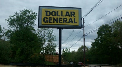 Photo of Discount Store Dollar General at 54 W Main St, Brookfield, MA 01506, United States