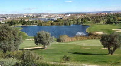 Photo of Golf Course Club de Golf Olivar de la Hinojosa at Avda. De Dublín, S/n, Madrid 28042, Spain