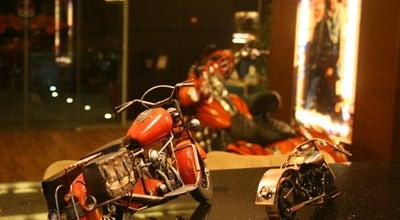 Photo of American Restaurant Bikers Corner Restaurant & Cafe at Amman, Jordan