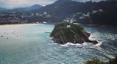Photo of Beach San Sebastian at Spain