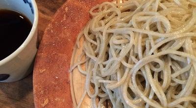 Photo of Ramen / Noodle House 蕎麦屋 木田 at 東豊中町5-30-25, 豊中市, Japan