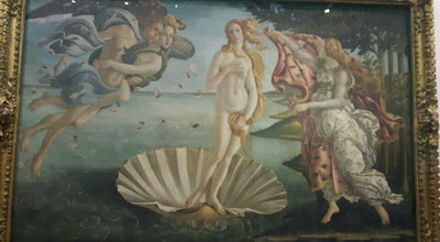 Photo of Museum Uffizi Gallery Museum at Italy