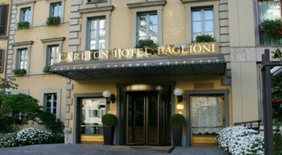Photo of Hotel Carlton Hotel Baglioni at Via Senato, 5, Milano 20121, Italy