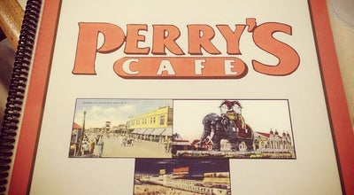 Photo of Cafe Perry's Cafe at 1339 Pacific Ave, Atlantic City, NJ 08401, United States