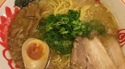 Photo of Food 京屋台味ラーメン みやこいち 本店 at 昭和町清水新居1553, 中巨摩郡 409-3867, Japan